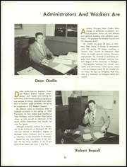 Page 16, 1959 Edition, Dearborn High School - Pioneer Yearbook (Dearborn, MI) online yearbook collection