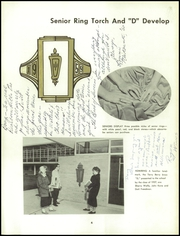 Page 8, 1959 Edition, Dearborn High School - Pioneer Yearbook (Dearborn, MI) online yearbook collection