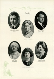 Page 16, 1928 Edition, Piqua Central High School - Piquonian Yearbook (Piqua, OH) online yearbook collection