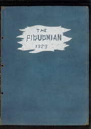 Page 1, 1929 Edition, Piqua Central High School - Piquonian Yearbook (Piqua, OH) online yearbook collection