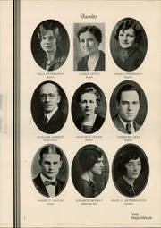 Page 11, 1933 Edition, Piqua Central High School - Piquonian Yearbook (Piqua, OH) online yearbook collection