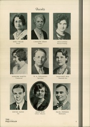 Page 12, 1933 Edition, Piqua Central High School - Piquonian Yearbook (Piqua, OH) online yearbook collection