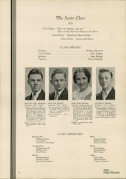 Page 15, 1933 Edition, Piqua Central High School - Piquonian Yearbook (Piqua, OH) online yearbook collection