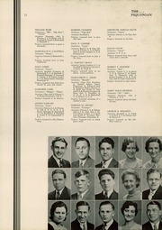 Page 17, 1933 Edition, Piqua Central High School - Piquonian Yearbook (Piqua, OH) online yearbook collection