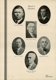 Page 9, 1933 Edition, Piqua Central High School - Piquonian Yearbook (Piqua, OH) online yearbook collection