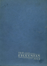 Page 1, 1934 Edition, Piqua Central High School - Piquonian Yearbook (Piqua, OH) online yearbook collection