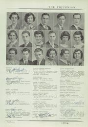 Page 17, 1934 Edition, Piqua Central High School - Piquonian Yearbook (Piqua, OH) online yearbook collection