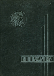 Page 1, 1939 Edition, Piqua Central High School - Piquonian Yearbook (Piqua, OH) online yearbook collection