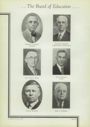 Page 10, 1939 Edition, Piqua Central High School - Piquonian Yearbook (Piqua, OH) online yearbook collection