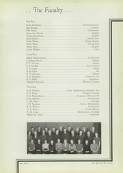 Page 11, 1939 Edition, Piqua Central High School - Piquonian Yearbook (Piqua, OH) online yearbook collection