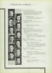 Page 16, 1939 Edition, Piqua Central High School - Piquonian Yearbook (Piqua, OH) online yearbook collection