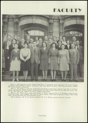 Page 19, 1947 Edition, Piqua Central High School - Piquonian Yearbook (Piqua, OH) online yearbook collection