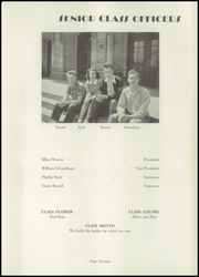 Page 23, 1947 Edition, Piqua Central High School - Piquonian Yearbook (Piqua, OH) online yearbook collection