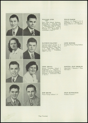 Page 24, 1947 Edition, Piqua Central High School - Piquonian Yearbook (Piqua, OH) online yearbook collection