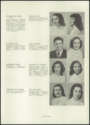 Page 25, 1947 Edition, Piqua Central High School - Piquonian Yearbook (Piqua, OH) online yearbook collection