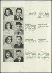 Page 26, 1947 Edition, Piqua Central High School - Piquonian Yearbook (Piqua, OH) online yearbook collection