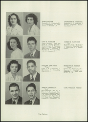 Page 28, 1947 Edition, Piqua Central High School - Piquonian Yearbook (Piqua, OH) online yearbook collection
