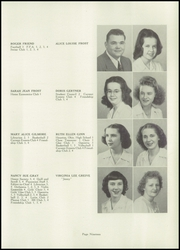 Page 29, 1947 Edition, Piqua Central High School - Piquonian Yearbook (Piqua, OH) online yearbook collection