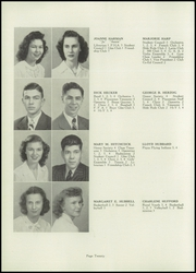 Page 30, 1947 Edition, Piqua Central High School - Piquonian Yearbook (Piqua, OH) online yearbook collection