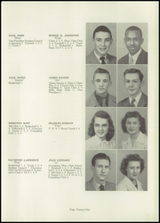 Page 31, 1947 Edition, Piqua Central High School - Piquonian Yearbook (Piqua, OH) online yearbook collection