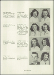Page 33, 1947 Edition, Piqua Central High School - Piquonian Yearbook (Piqua, OH) online yearbook collection