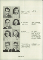 Page 34, 1947 Edition, Piqua Central High School - Piquonian Yearbook (Piqua, OH) online yearbook collection