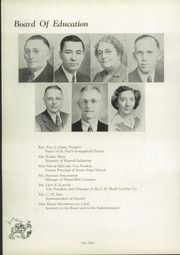 Page 12, 1949 Edition, Piqua Central High School - Piquonian Yearbook (Piqua, OH) online yearbook collection