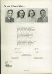 Page 16, 1949 Edition, Piqua Central High School - Piquonian Yearbook (Piqua, OH) online yearbook collection