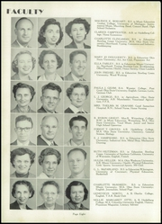 Page 12, 1951 Edition, Piqua Central High School - Piquonian Yearbook (Piqua, OH) online yearbook collection