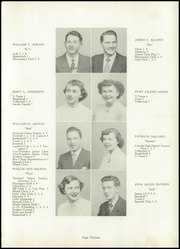 Page 17, 1951 Edition, Piqua Central High School - Piquonian Yearbook (Piqua, OH) online yearbook collection
