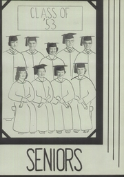 Page 15, 1953 Edition, Piqua Central High School - Piquonian Yearbook (Piqua, OH) online yearbook collection