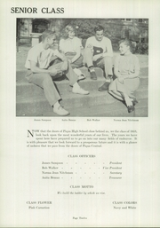 Page 16, 1953 Edition, Piqua Central High School - Piquonian Yearbook (Piqua, OH) online yearbook collection