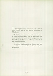 Page 6, 1953 Edition, Piqua Central High School - Piquonian Yearbook (Piqua, OH) online yearbook collection