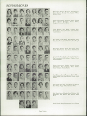 Page 16, 1956 Edition, Piqua Central High School - Piquonian Yearbook (Piqua, OH) online yearbook collection