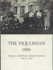 Page 5, 1956 Edition, Piqua Central High School - Piquonian Yearbook (Piqua, OH) online yearbook collection