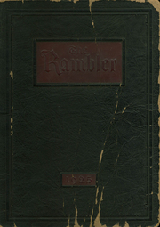 1925 Edition, Arlington High School - Rambler Yearbook (Arlington, IN)