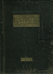 1926 Edition, Arlington High School - Rambler Yearbook (Arlington, IN)