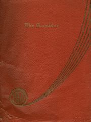 1950 Edition, Arlington High School - Rambler Yearbook (Arlington, IN)