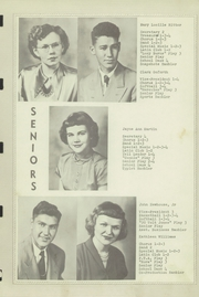 Page 15, 1950 Edition, Arlington High School - Rambler Yearbook (Arlington, IN) online yearbook collection
