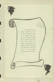 Page 7, 1950 Edition, Arlington High School - Rambler Yearbook (Arlington, IN) online yearbook collection
