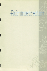 Page 9, 1950 Edition, Arlington High School - Rambler Yearbook (Arlington, IN) online yearbook collection