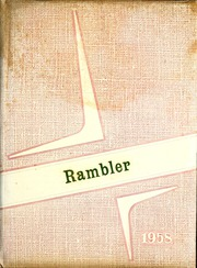 Page 1, 1958 Edition, Arlington High School - Rambler Yearbook (Arlington, IN) online yearbook collection