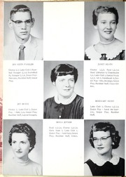 Page 12, 1958 Edition, Arlington High School - Rambler Yearbook (Arlington, IN) online yearbook collection