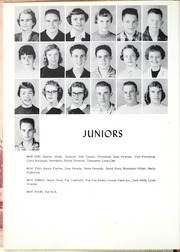 Page 14, 1958 Edition, Arlington High School - Rambler Yearbook (Arlington, IN) online yearbook collection