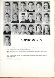 Page 15, 1958 Edition, Arlington High School - Rambler Yearbook (Arlington, IN) online yearbook collection