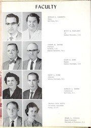 Page 8, 1958 Edition, Arlington High School - Rambler Yearbook (Arlington, IN) online yearbook collection