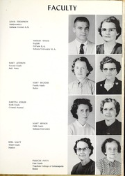 Page 9, 1958 Edition, Arlington High School - Rambler Yearbook (Arlington, IN) online yearbook collection