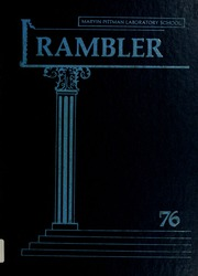 1976 Edition, Marvin Pittman School - Rambler Yearbook (Statesboro, GA)