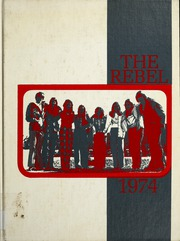 1974 Edition, Gordon Ivey High School - Rebel Yearbook (Gordon, GA)