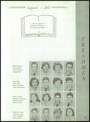 Redemptorist High School - Redemptor Yearbook (New Orleans, LA) online yearbook collection, 1956 Edition, Page 57